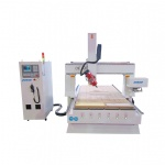 CNC Router 4 axis W1325ATC-4TH