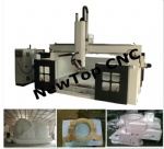 4 axis CNC Machine W2550-4 axis