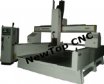 4 axis Wood Router W1530-4TH 600Z