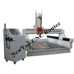 4 axis cnc router machine W1836-4TH