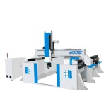 5 AXIS CNC MACHINE 2040