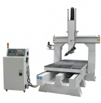 4 axis cnc router machine 1325-4th