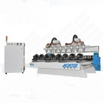 Multi head cnc router 2030-8R